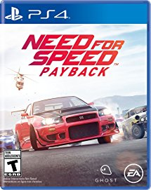 PS4: NEED FOR SPEED PAYBACK (NM) (COMPLETE)